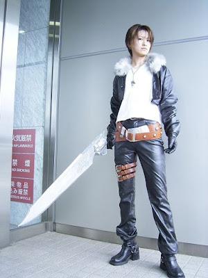 Cosplay Final Fantasy VIII 08