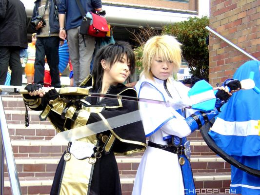 Cosplay Guilty Gear GG2
