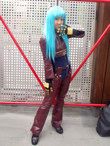 Cosplay King of Fighters Kula_kofcosplay