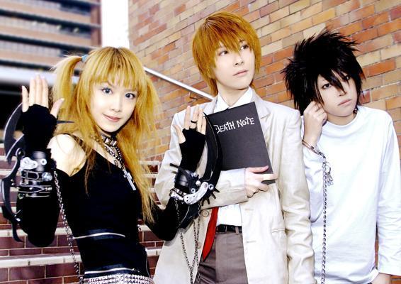 Cosplay Death Note Kinaiko