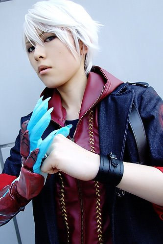 Cosplay Devil May Cry 1225899994572