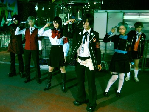 Cosplay Persona Persona-group06