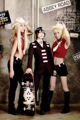 soul eater cosplay Kid001uz0