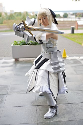 Cosplay Fate / Unlimited Codes 3113932288_a87eeccdc1