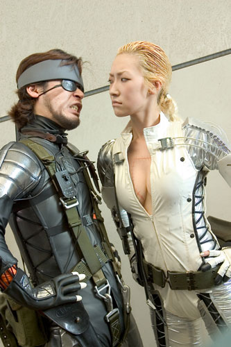 Cosplay Metal Gear Solid MGS1