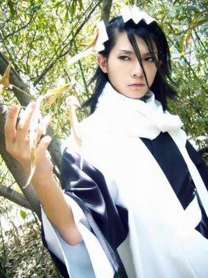Cosplay Bleach Byakuya03
