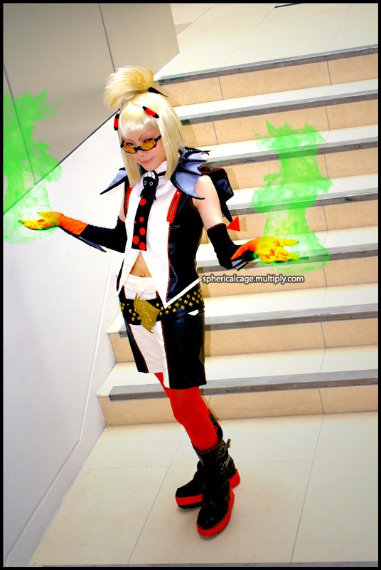 Cosplay King of Fighters 3018b05e043f40c600315a3c9c0bc0f3