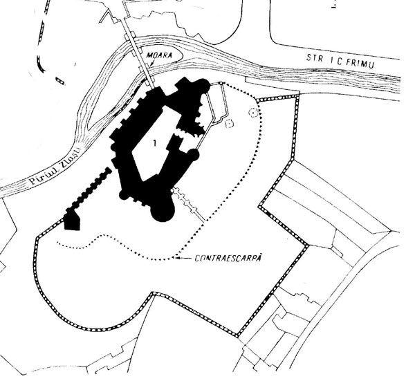 Castelul Corvinilor 669597