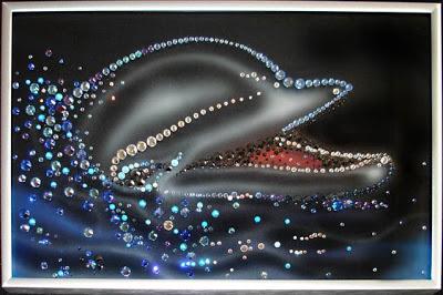 فن الرسم بالكرستال Crystal-painting-26