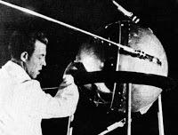 guerra - Curiosidades de la guerra fría: la URSS Korolev_sputnik