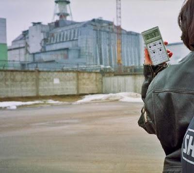 Los tres superhéroes de Chernóbil Chernobyl_lectura