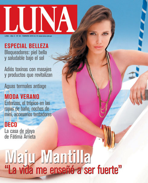 Mantilla - Official Thread of Miss World 2004 - Maria Julia Mantilla - Peru Maju
