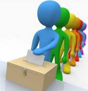 MAÑANA 25 DE MAYO ELECCIONES EUR0PEAS ... HOY JORNADA DE REFLEXION. Voto