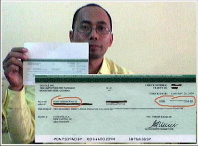 موعد الدفع فى شركة Chitika Dec2008