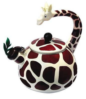 அழகிய மற்றும் வித்தியாசமான தேநீர் குடுவைகள்  Creative-teapots-09