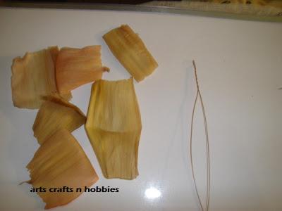 Креативная флористика Corn1