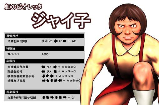Tokoh-tokoh di Doraemon kalo udah gede Jaiko