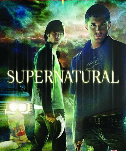 Série américaine Supernaturel Supernatural