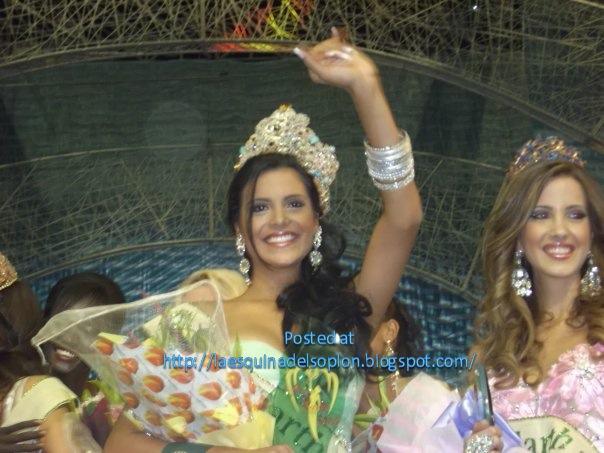 Official thread of Miss EARTH 2009 * Larissa Ramos (Brazil) ME