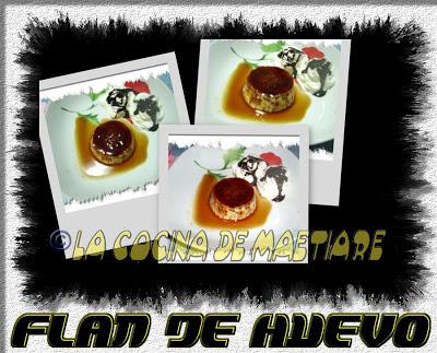 flan de huevo Collage4