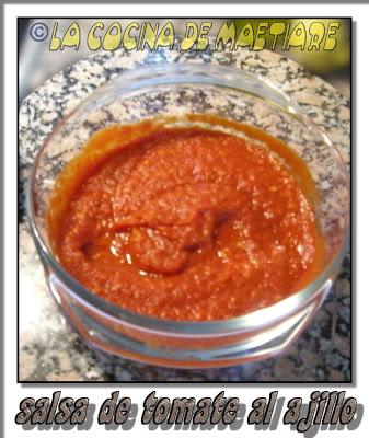 salsa de tomate al ajillo CIMG7638