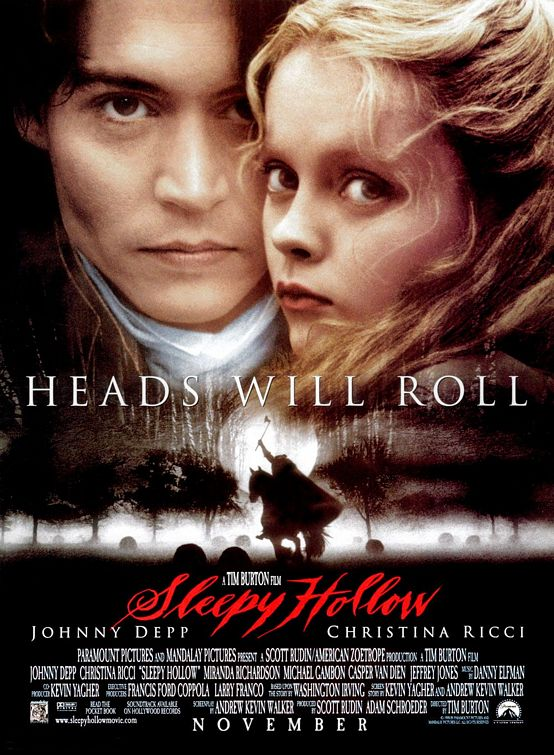 Sleepy Hollow -Sanjiva dolina (1999)  Poster08