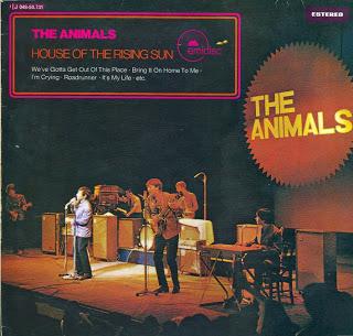 CUAL FUE EL PRIMER DISCO DE ROCK AND ROLL QUE COMPRASTEIS? Animals_1977r