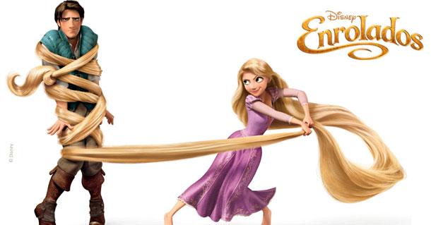 Qual o seu Top10 Clássicos Disney? Enrolados