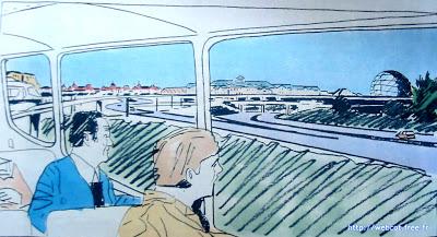 Pôle d'échanges multimodal de Marne-la-Vallée - Chessy (gares routières, SNCF et RATP) Westcot_paris