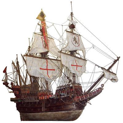 quelques navires Galleon-spanish