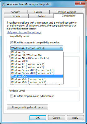 Como remover a dupla janela do Windows Live Messenger na Taskbar do Windows 7 Msn3
