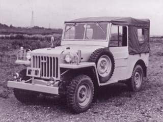 "Uma lenda "" Land Cruiser (Toyota Bandeirantes) - o Indestrutível "" Bj-2"
