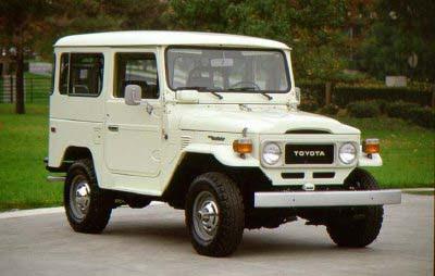 """Uma lenda """" Land Cruiser (Toyota Bandeirantes) - o Indestrutível """" Landcruiser-1979-2"""
