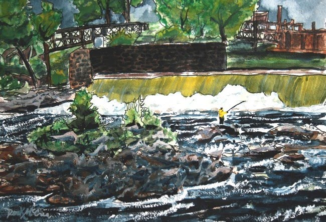 Omaž ribolovcu i ribolovu - Page 3 Fishing_painting