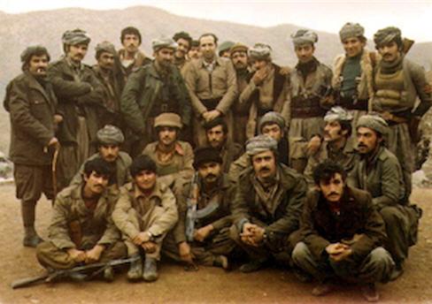البيشمركه الكرديه  Peshmerge5