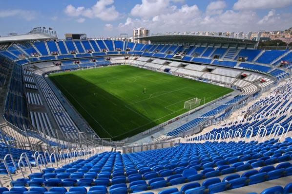 Málaga - Barça (1ªjornada de liga) La_Rosaleda_Malaga_Spain