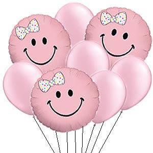تهنئة بالمولودة للاخ صقر فلسطين Its-A-Girl-Baby-Balloon-Bouquet