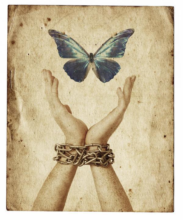 Όμορφες εικόνες... Pseudo-freedom