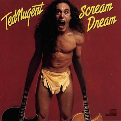 Las peores portadas de la historia de la ¿música? - Página 6 TedNugentScreamDream