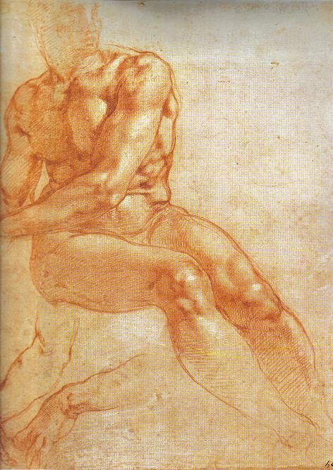 2. Técnicas y medios de la pintura y el dibujo Dibujo8