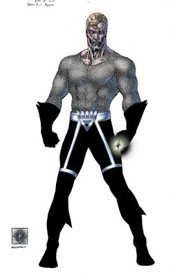 LANTERNA VERDE D20 Aquaman