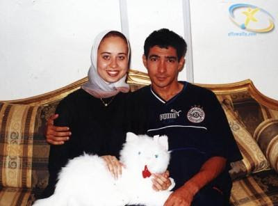 صور لاعبى مصر وزوجاتهم واولادهم 4