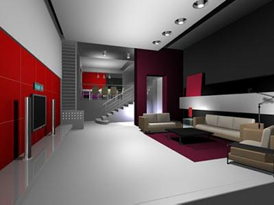 تصميم داخلي  ديكور  غرفه كورس 3D MAX 3ds_max_livingroom_download-560x420