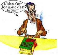 HUMOUR par l'image, les sketchs Sarkozy-islam