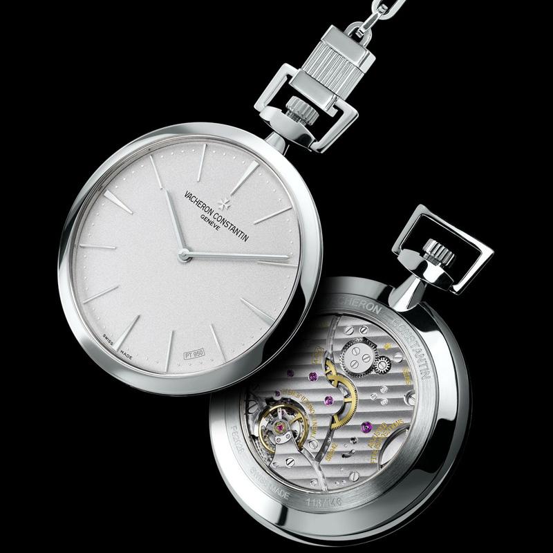 Les montres de poche de moins de 20 ans ... Je vous parle d'un temps ... Montre_de_poche_Vacheron_Constantin_Patrimony_Contemporaine
