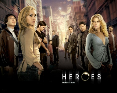 Séries Télé US Heroes-downloads-desktop-season2-1