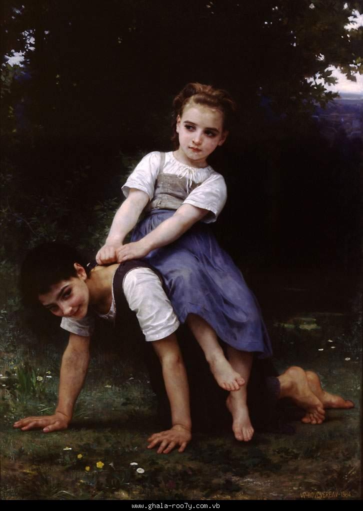 الرسام  الفرنسي وليام بوجويريو ومجوعه من اعماله 2282