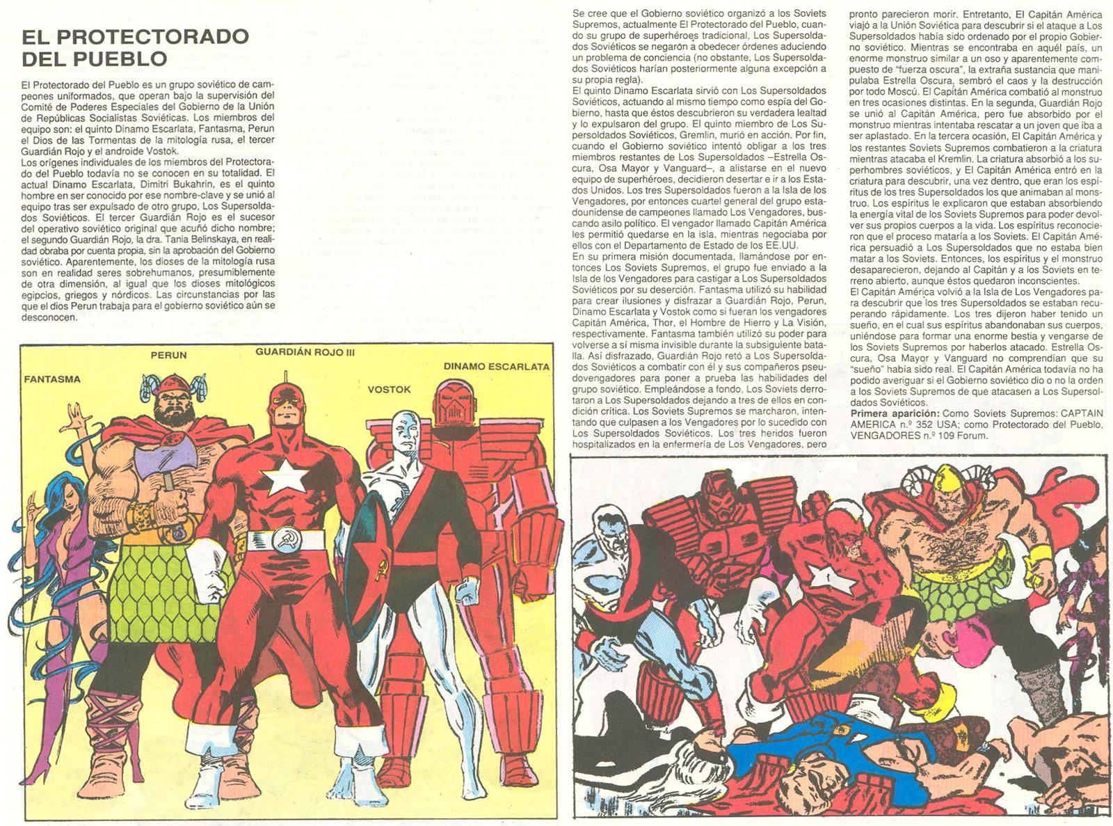 Los comunistas también tenemos superhéroes _protectorado