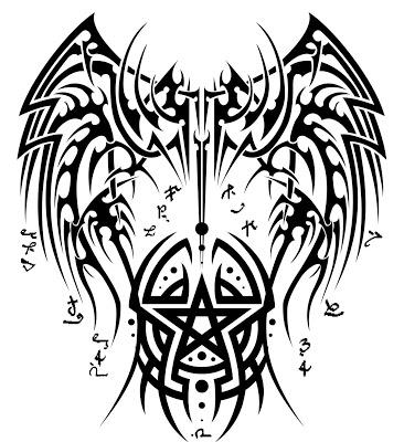 Loki / Vampir Tribal%2Bpentagram