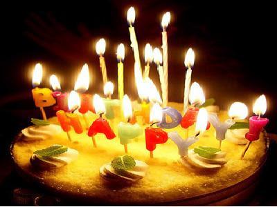 عيد ميلاد نور الحياااة 1